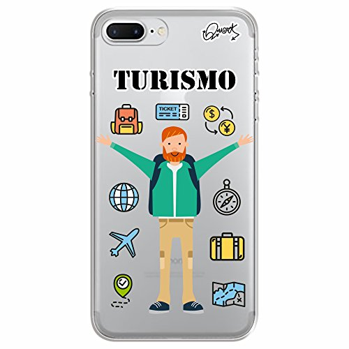 Capa Personalizada para Apple iPhone 7 Plus - TURISMO MASC - Quark
