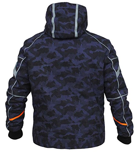 Hombre Camouflage Chaqueta para Fashion First tO7qAA