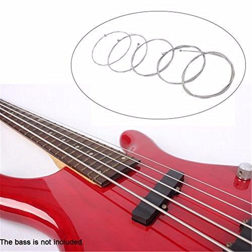 040 Nickel Round Wound Bass - 5