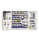First Aid Only - Large First Aid Kit, 209-Pieces, OSHA Compliant, Plastic Case 1001 (DMi KT