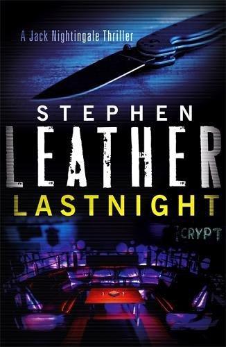 Read Online Lastnight: The 5th Jack Nightingale Supernatural Thriller PDF