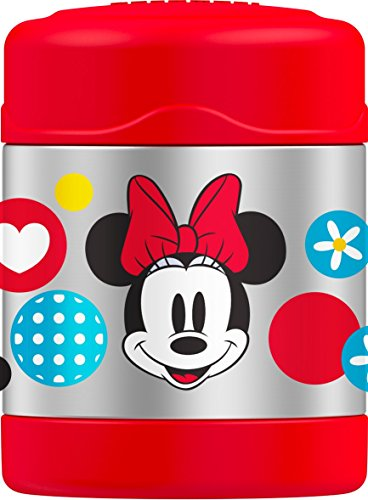 Thermos Funtainer Minnie Colors Designs