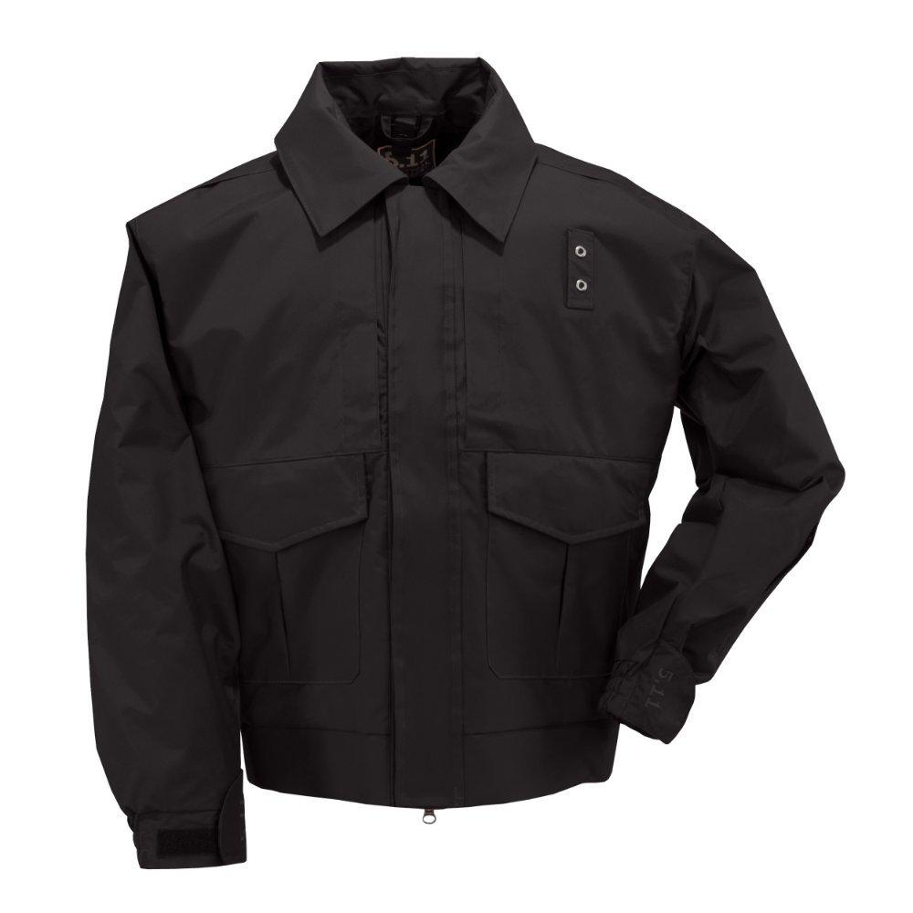 5.11 Tactical #48027 4-in-1 Patrol Jacket (Black, Medium Short)