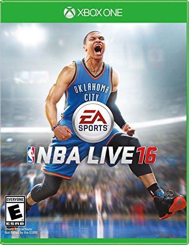 NBA Live 16 (輸入版:北米) - XboxOne