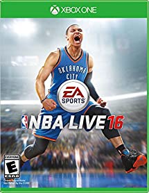 Amazon.com: NBA Live 16 - Xbox One: Electronic Arts: Video