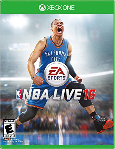 NBA Live 16 Xbox One product image