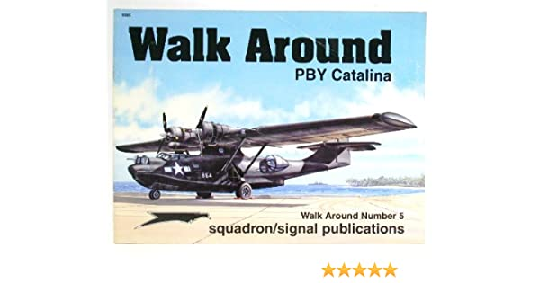 PBY Catalina - Walk Around No  5: William E  Scarborough