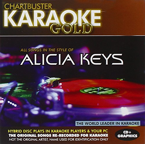 Karaoke Gold: Songs in Style of Alicia - Gold Alicia