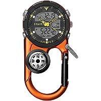 Dakota Watches Company II Reloj analógico y Digital con Clip