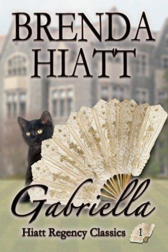 Book: Gabriella (A Regency Romance) by Brenda Hiatt