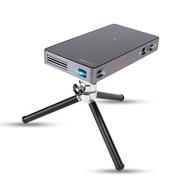 Proyector Inteligente, 854 * 480 Smart Proyector portátil Mini ...