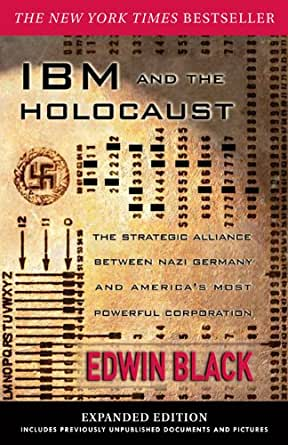 Amazon ibm and the holocaust the strategic alliance between ibm fandeluxe