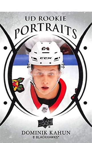d99527dc838f8 Amazon.com: 2018-19 Upper Deck Hockey UD Rookie Portraits #P-65 ...