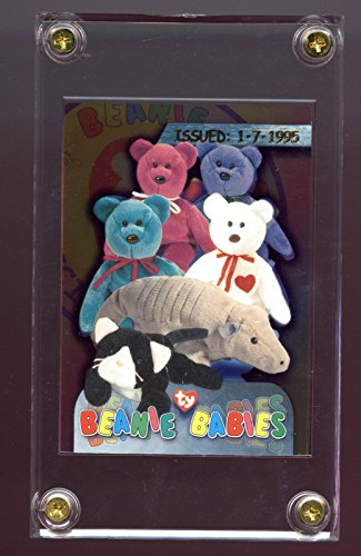 (1995 Ty Beanie Babies Trading Card 1999 Series 3 III 2nd Edition Case Topper )