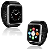 Indigi UNLOCKED! GSM Touch Screen Bluetooth Camera Smart Watch Phone - Great Gift!