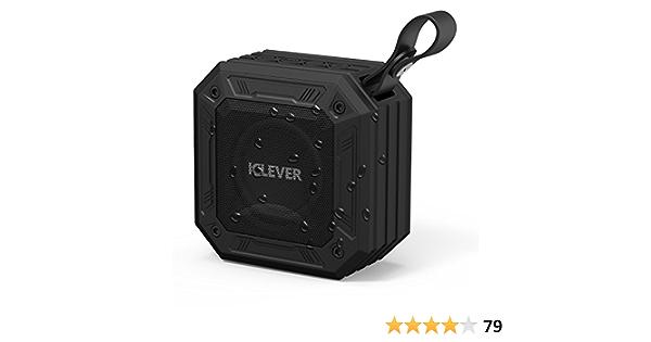 iClever – Bluetooth altavoces con Rich Bass: Amazon.es ...