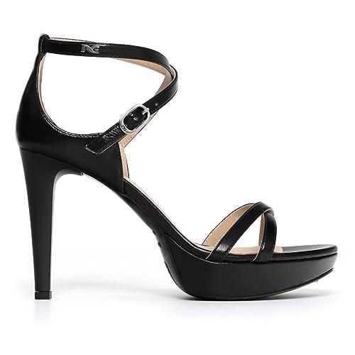 Sandalo NERO GIARDINI P806040DE Color Nero