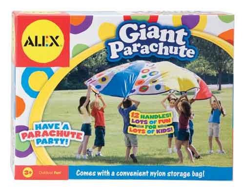 ALEX Toys Giant Parachute