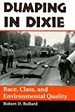 Dumping In Dixie: Race, Class, And Environmental Quality, Second Edition