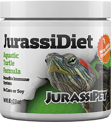 JurassiDiet - Aquatic Turtle, 80 g / 2.8 oz.