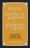 img - for Epitome of Copernican Astronomy and Harmonies of the World (Great Minds) book / textbook / text book