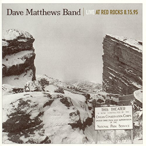 Live at Red Rocks 8.15.95 by Bama Rags/RCA