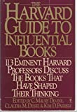 Harvard Guide to Influential Books, Maury Devine, 0060960841