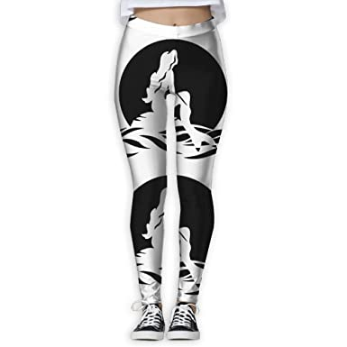 7ff9fb8bf097c Amazon.com: MOCSTONE Little Mermaid Workout Yoga Pants Stretchy Leggings  for Women: Clothing