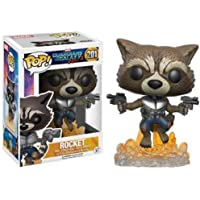 Funko Pop Figura Guardians of The Galaxy Volume 2, Rocket Toy Figure