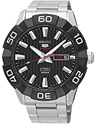 Seiko 5 Sports SRPA55K1 Automatic Mens Watch Solid Case