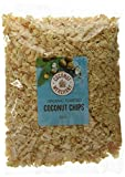 Coconut Merchant Toasted Coconut Chips 500 g (Pack of 3)