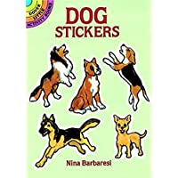 Dog Stickers (Dover Little Activity Books Stickers)