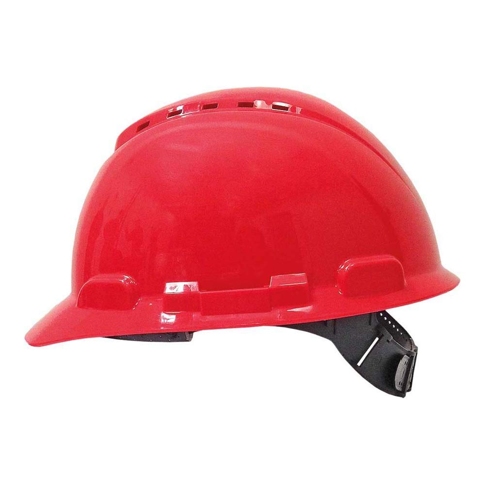 3M H-700C-RD Casco de seguridad industrial: Amazon.es: Industria ...