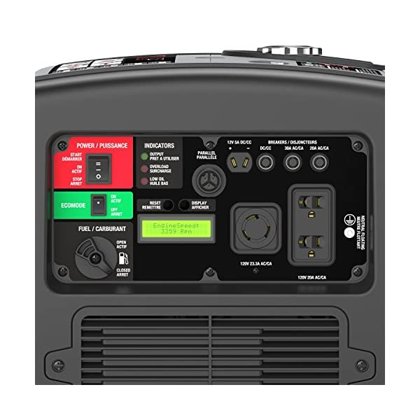 Energizer-eZV3200P-Quiet-3200-Watt-Portable-Inverter-Generator-with-Remote-StartParallel-CARB