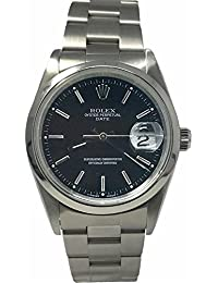 Date swiss-automatic mens Watch 15200 (Certified Pre-owned)