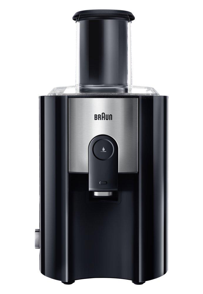 Braun - Licuadora J500 Multiquick Juicer - 900W e innovador sistema antigoteo