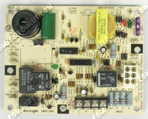 ADP 76777500 Control Board Kit for ADP & Lennox Unit Heater Models (# 19M54) by ADP