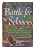 Front cover for the book Battle for the Solomons by Ira Wolfert