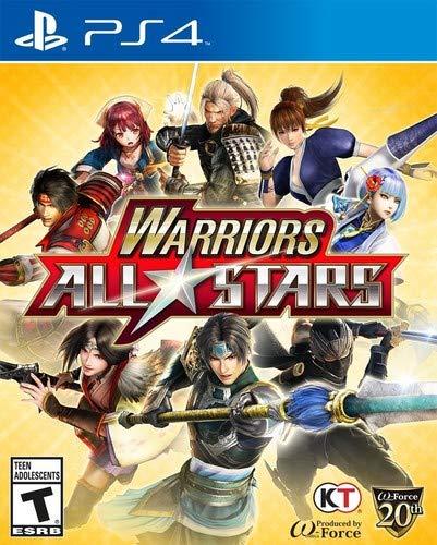 Amazon.com: Warriors All-Stars - PlayStation 4: WARRIORS ALL ...