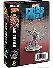 Marvel Crisis Protocol Omega Red Character Pack | Marvel Miniatures Strategy Game for Teens and Adults | Ages 14+ | 2 Players | Average Playtime 45 Minutes | Made by Atomic Mass Games
