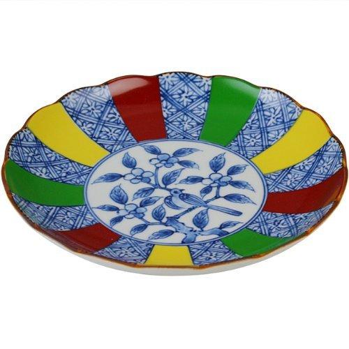 Arita yaki CtoC JAPAN Plate Porcelain Size(cm) Diameter 15.2x2.5 ca054865 (China Japan Plates Porcelain)
