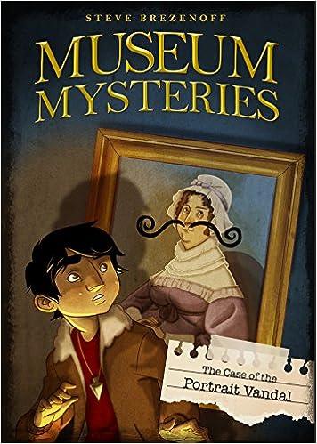 Pagina Descargar Libros The Case Of The Portrait Vandal Infantiles PDF