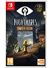 Little Nightmares (Complete Edition), Nintendo Switch (Nintendo Switch)