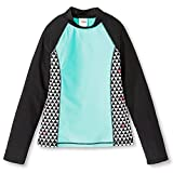Circo Girl%27s Long Sleeve Rashguard Swi