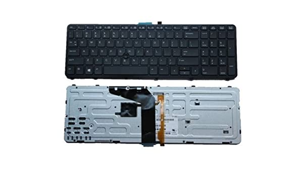 hp zbook 15 mobile workstation keyboard replacement