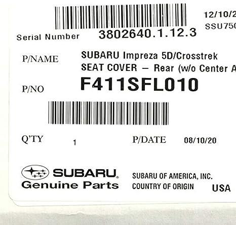 Bagagliaio in Nylon per Auto MYlnb Per Subaru XV Forester Outback Legacy Impreza XV BRZ Tribeca