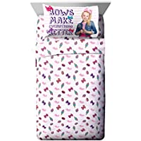 Nickelodeon JoJo Siwa Sweet Life Pink/White 3 Piece Twin...