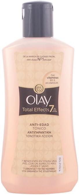 Olay Total Effects 7 en 1 Tónico Limpiador - 200 ml: Amazon.es ...