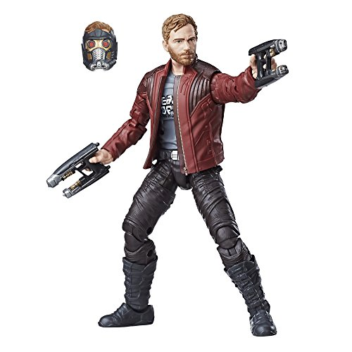 [Marvel Guardians of the Galaxy 6-inch Legends Series Star-Lord] (Comic Book Character Costumes Uk)