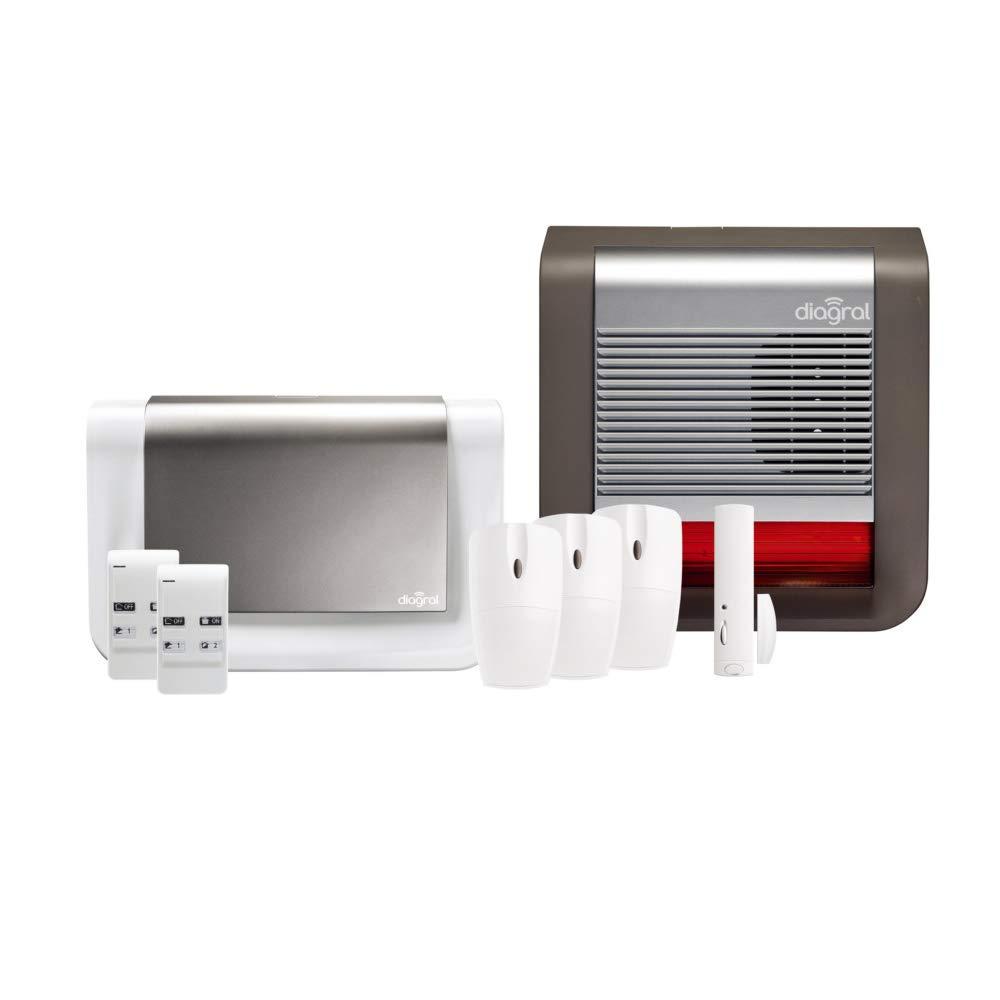 Pack alarma GSM DIAG08BSF compatible con animales: Amazon.es ...